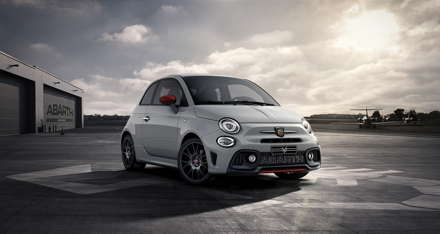 ABARTH 595 NEW PISTA