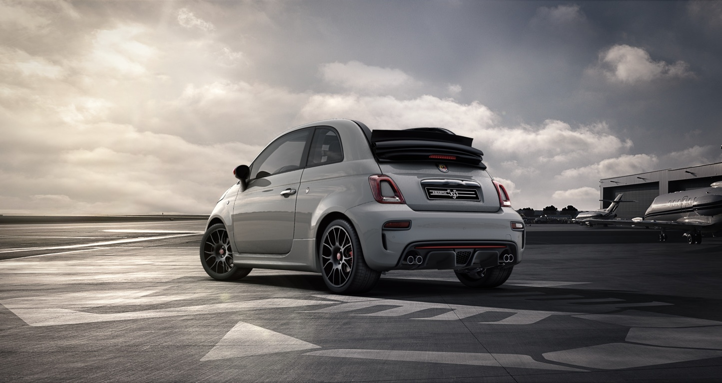 Abarth 595C New Pista