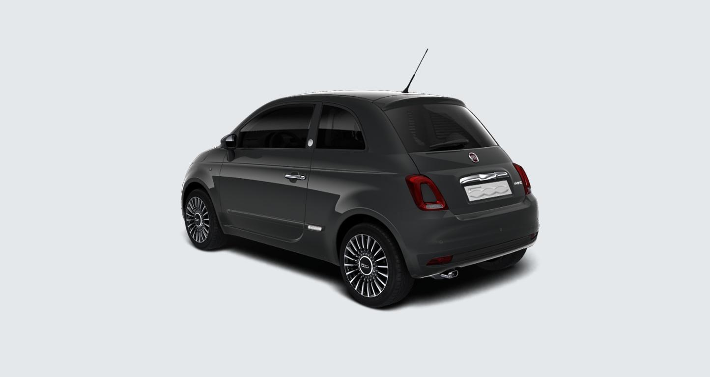 Fiat 500 Launch Edition