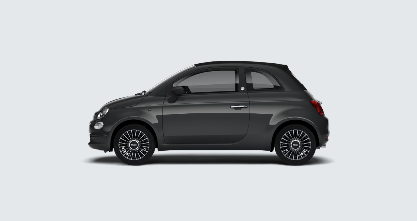 Fiat 500C Launch Edition