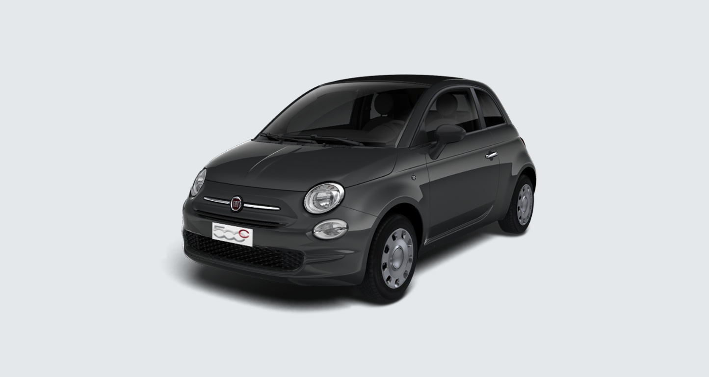 Fiat 500C Pop