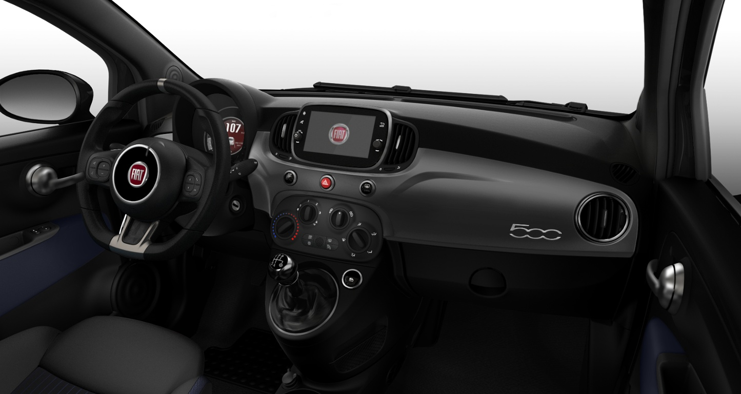 Fiat 500C Rockstar