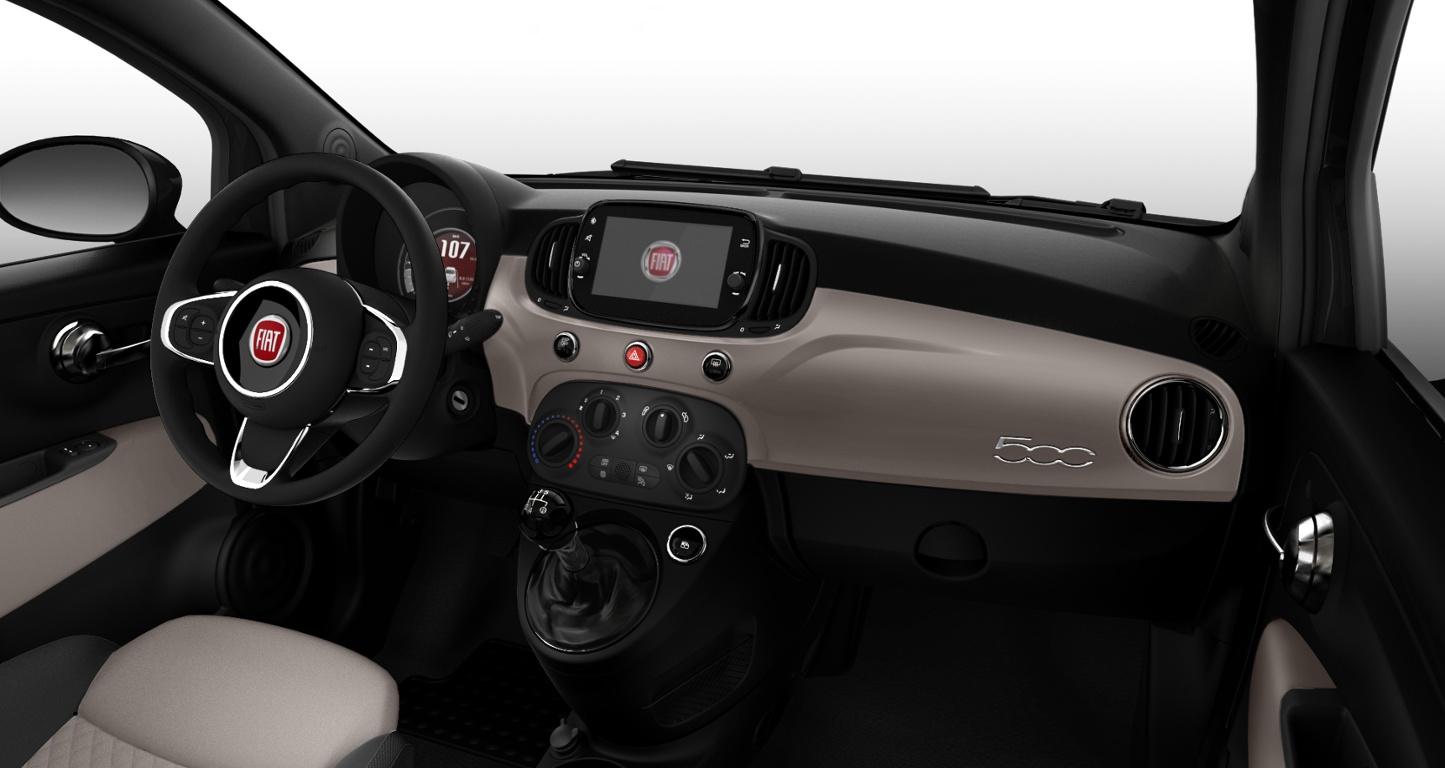 Fiat 500C Star